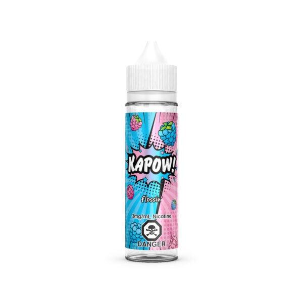 Flossin Kapow E-Liquid 60mL