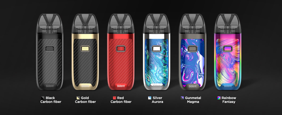 Geek Vape Bident Color Options