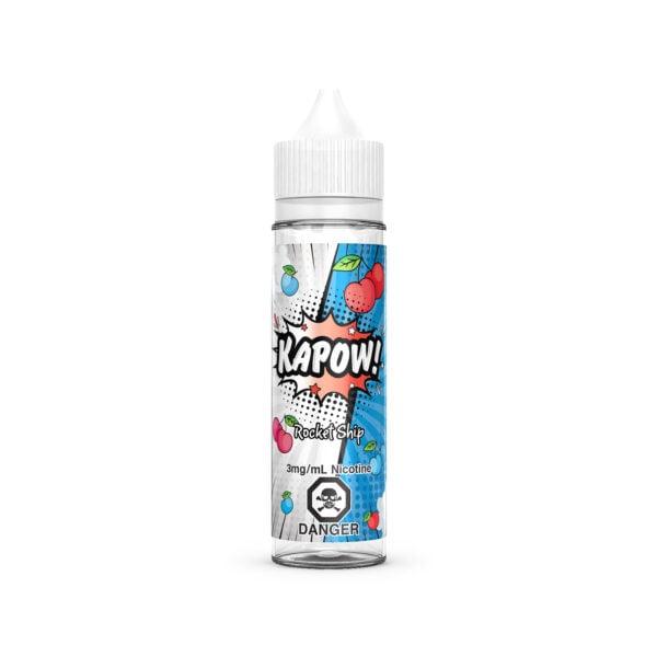 Rocket Ship Kapow E-Liquid 60mL