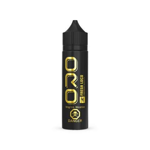 Fresa Loco E-Liquid by Oro