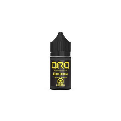 Fresa Loco Salt E-Liquid by Oro Salt
