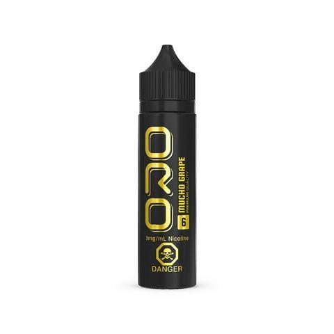 Mucho Grape E-Liquid by Oro