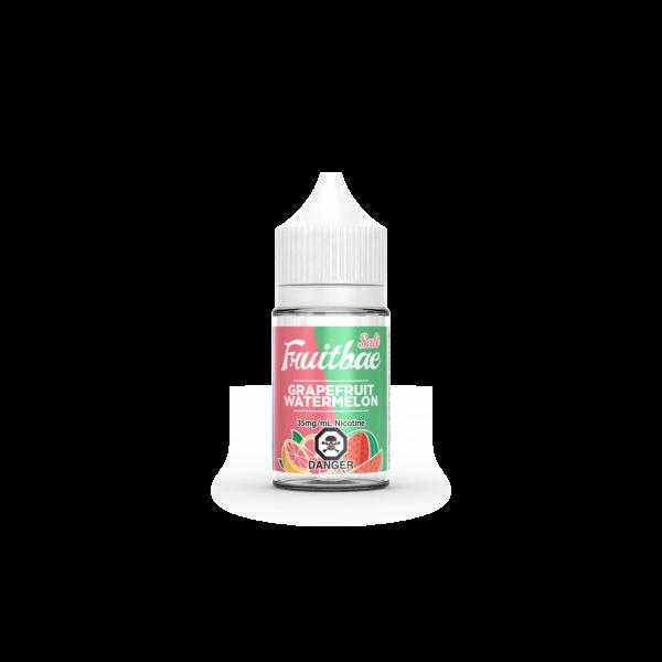 Grapefruit Watermelon Salt E-Liquid - Fruitbae