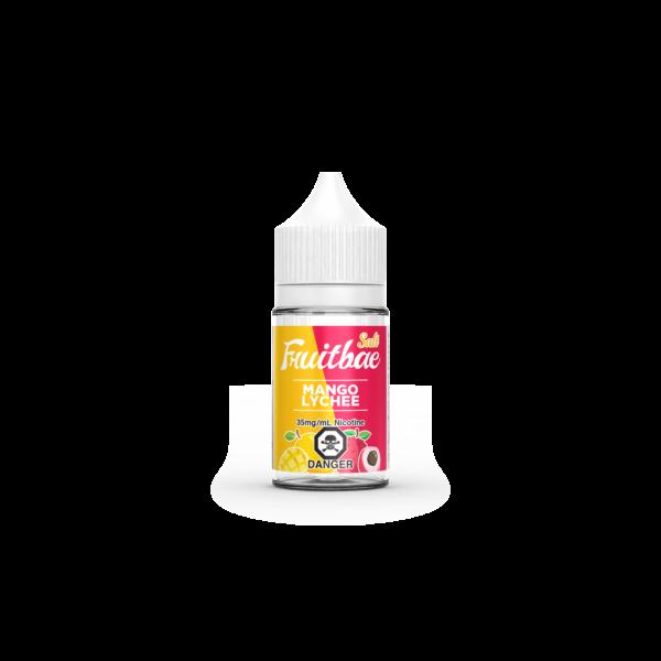 Mango Lychee Salt E-Liquid - Fruitbae