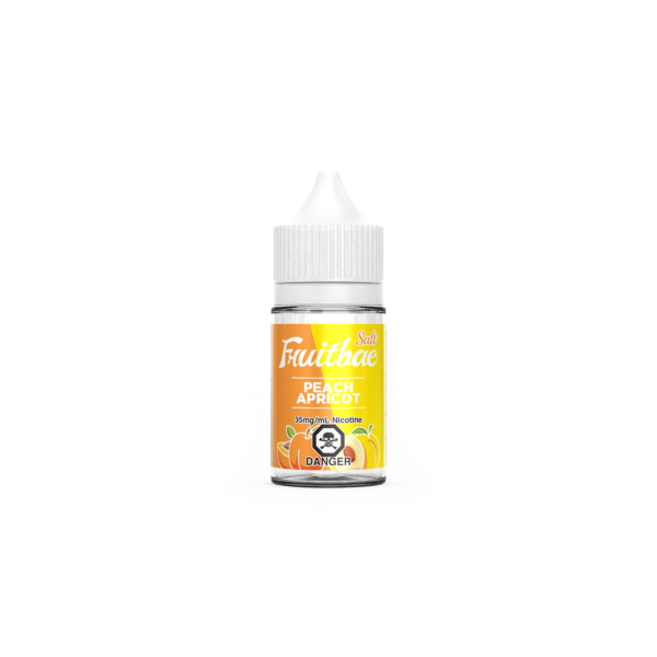 Peach Apricot Salt E-Liquid - Fruitbae