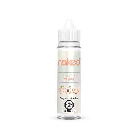 Peachy Peach E-Liquid Naked 100