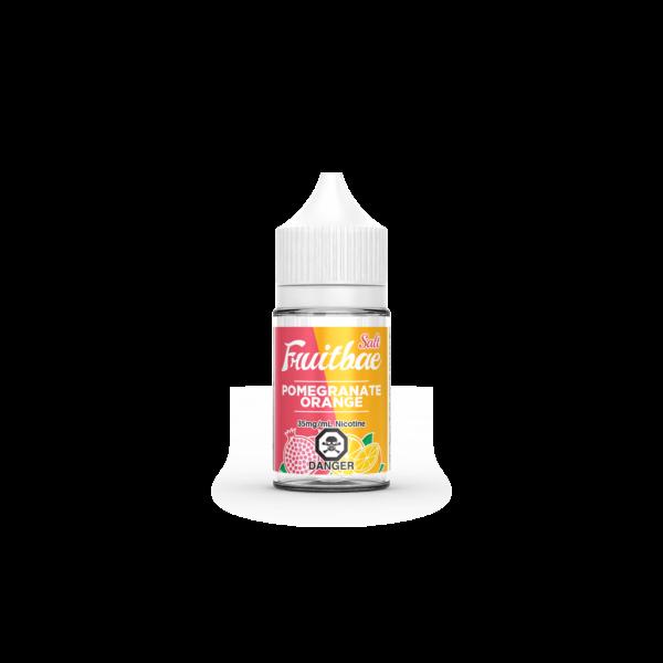 Pomegranate Orange Salt E-Liquid - Fruitbae