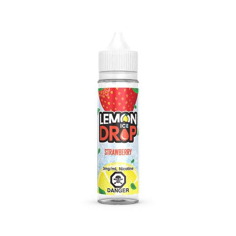 Strawberry E-Liquid - Lemon Drop Ice