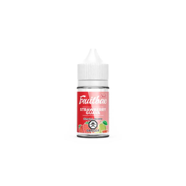 Strawberry Guava Salt E-Liquid - Fruitbae