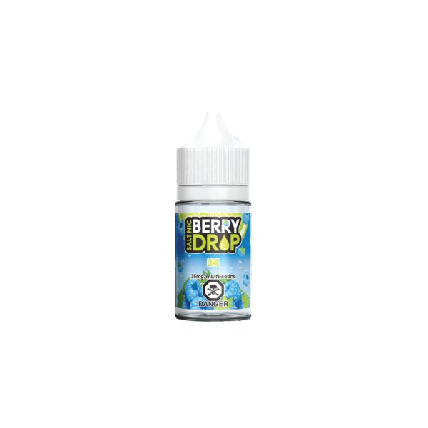 Lime SALT Berry Drop Salt E-Liquid 30mL