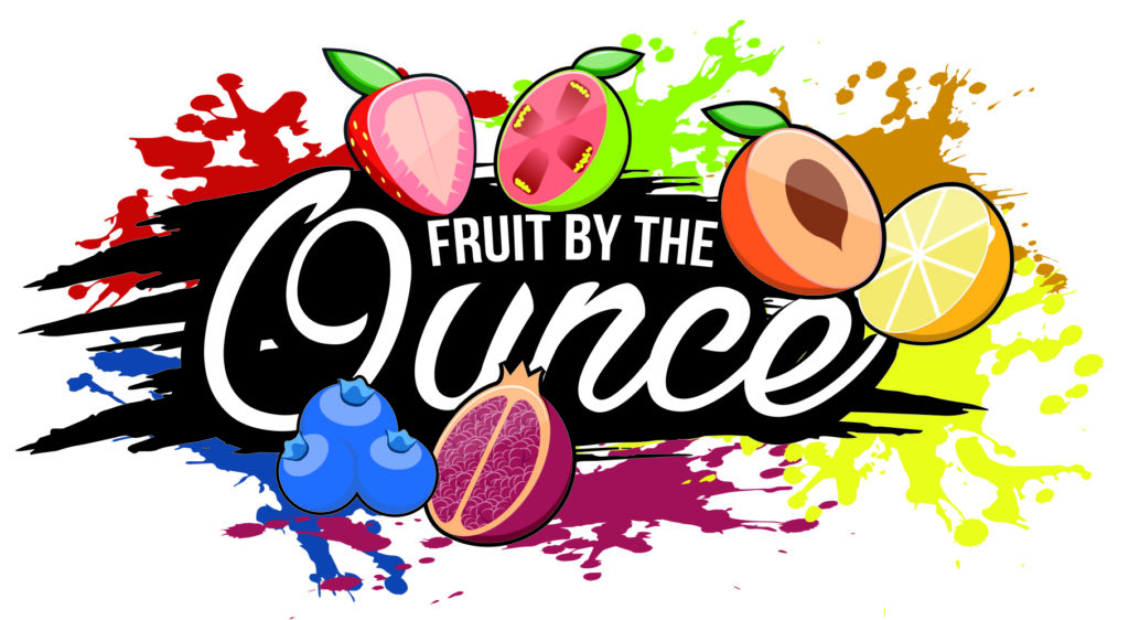 Logo of the Fruit By The Ounce E-Liquid Brand