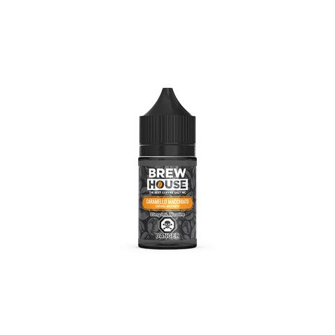 Caramello Macchiato E-Liquid - Brew House Salt