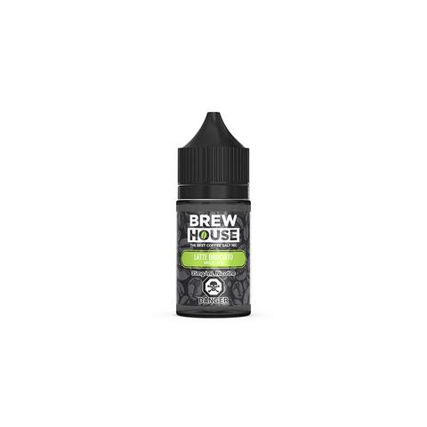 Latte Bruciato E-Liquid by Brew House Salt