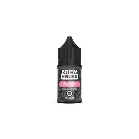 Mocha Bianco E-Liquid by Brew House Salt