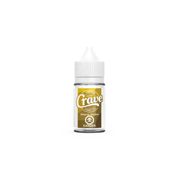 Crunch Salt E-Liquid by Crave