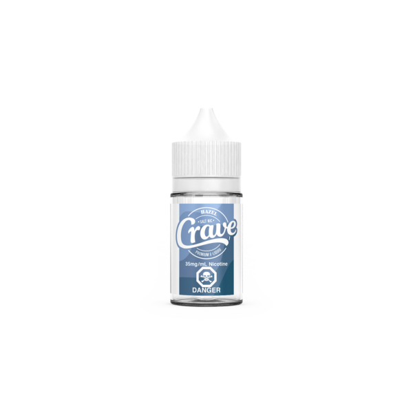 Hazel Salt E-Liquid by Crave
