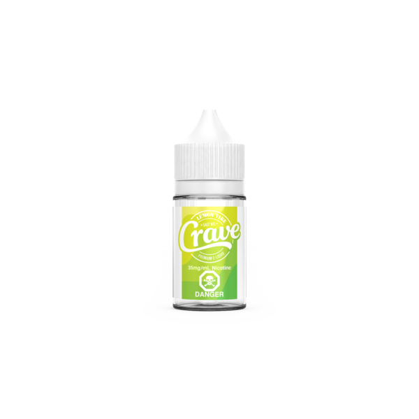 Lemon Vibe Salt E-Liquid by Crave