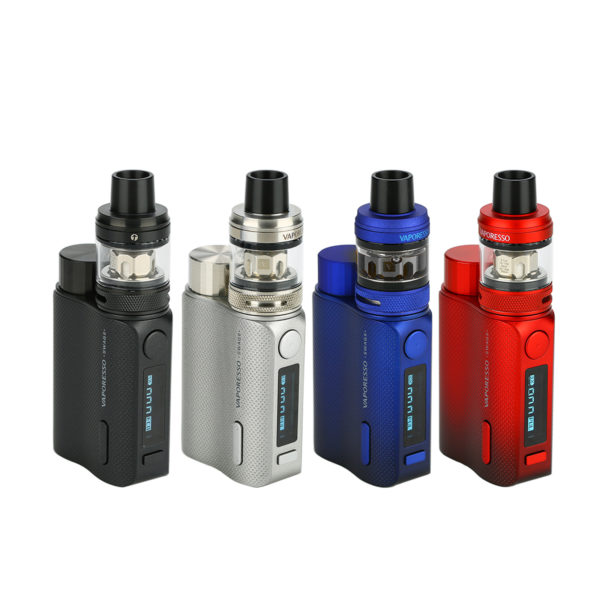 Ultra portable and powerful Vaproesso Swag 2 Kit