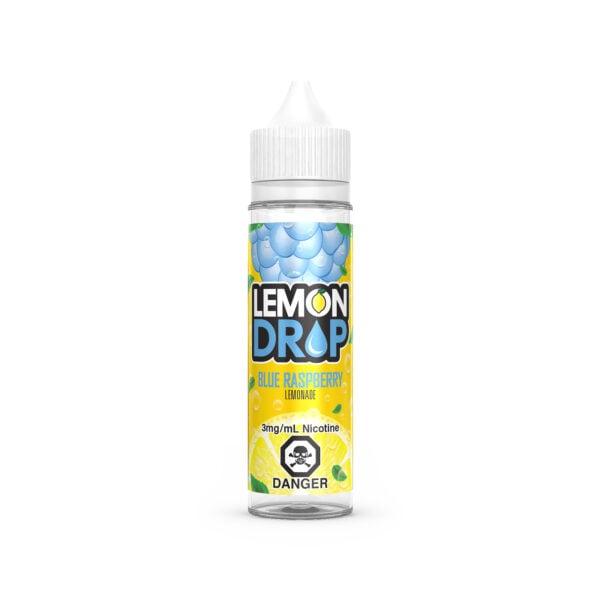 Sour and tangy Blue Raspberry E-Liquid by Lemon Drop