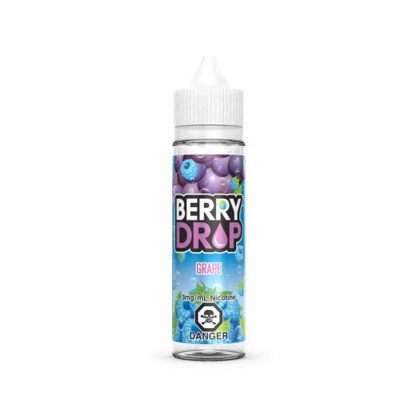Grape Berry Drop E-Liquid 60mL