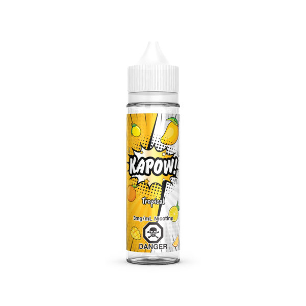 Tropical Kapow E-Liquid 60mL