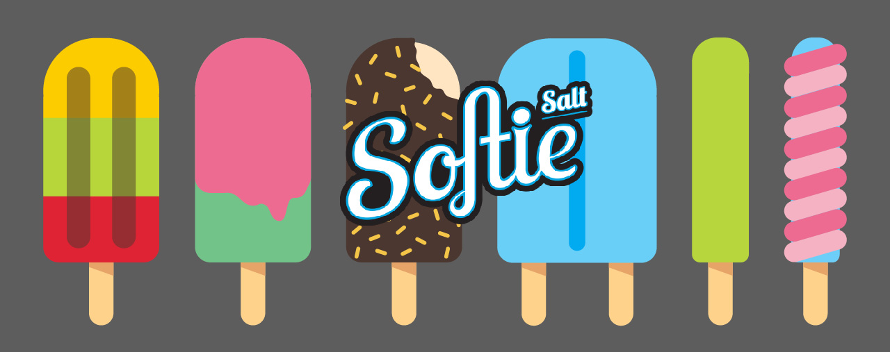 Softie SALT E-Liquid Banner
