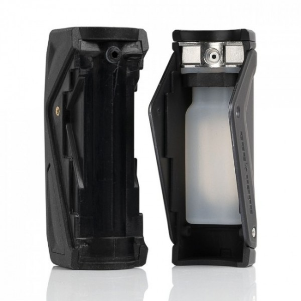Back cover of the GeekVape Aegis Squonk Mod