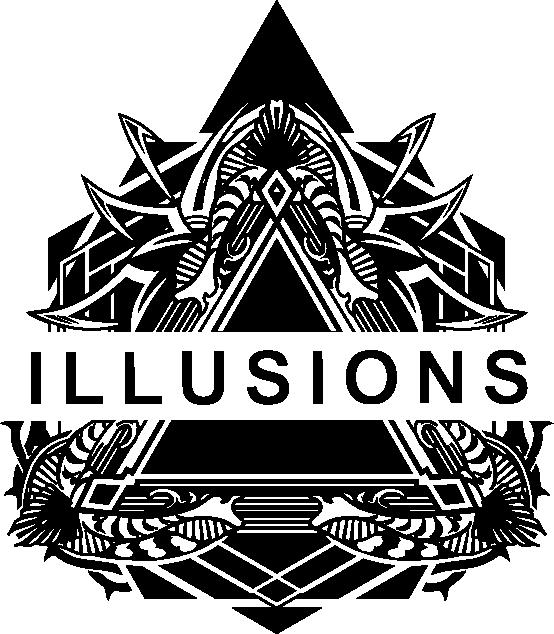 Illusions Vapor Brand Logo