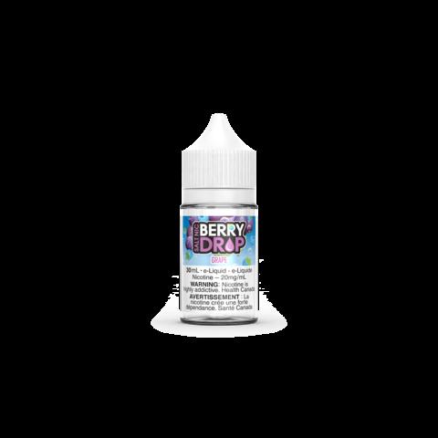 Grape SALT Berry Drop Salt E-Liquid 30mL