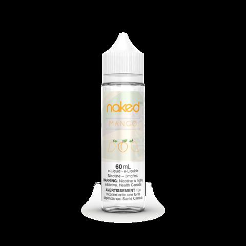 Mango Naked 100 E-Liquid (Amazing Mango)