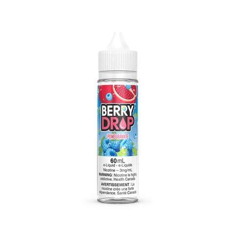 Pomegranate Berry Drop E-Liquid 60mL