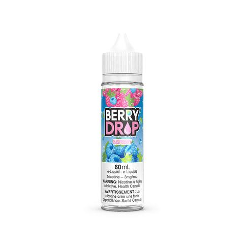 Raspberry Berry Drop E-Liquid 60mL