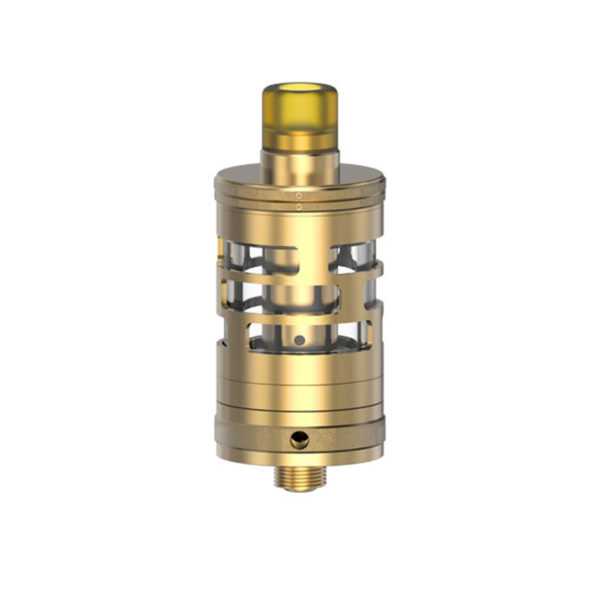 Gold Steel version of the Aspire Nautilus GT Mini Tank