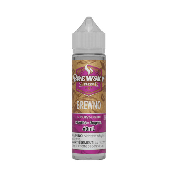 Brewno 60ML E-Liquid by Brewsky