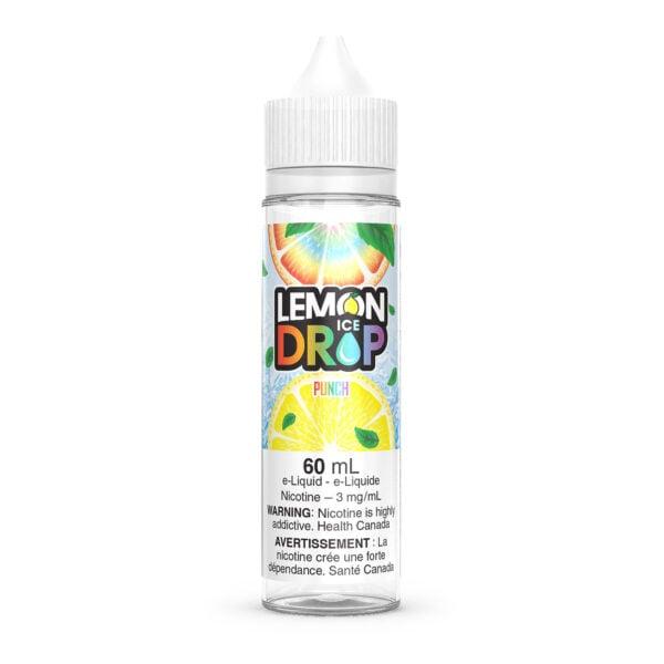 Punch IceLemon Drop Ice E-Liquid