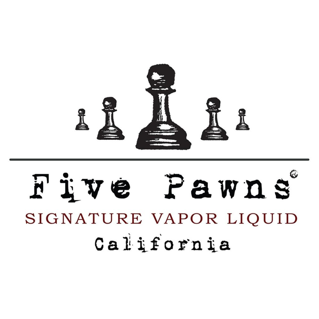 Five Pawns E-Liquid Logo