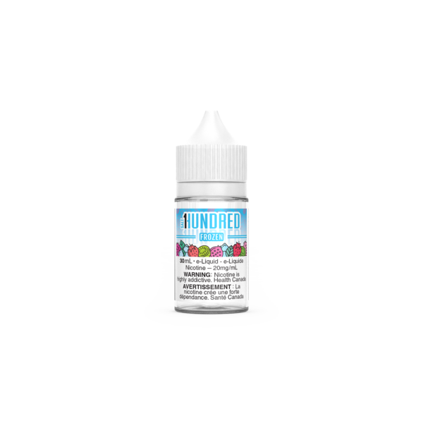 Frozen SALT Hundred E-Liquid 30mL