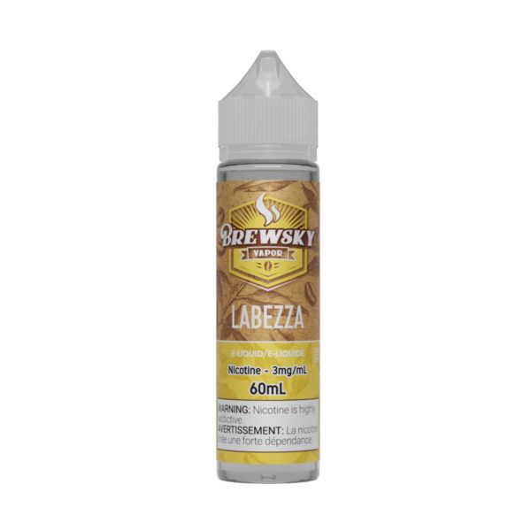 Labezza 60ML E-Liquid by Brewsky