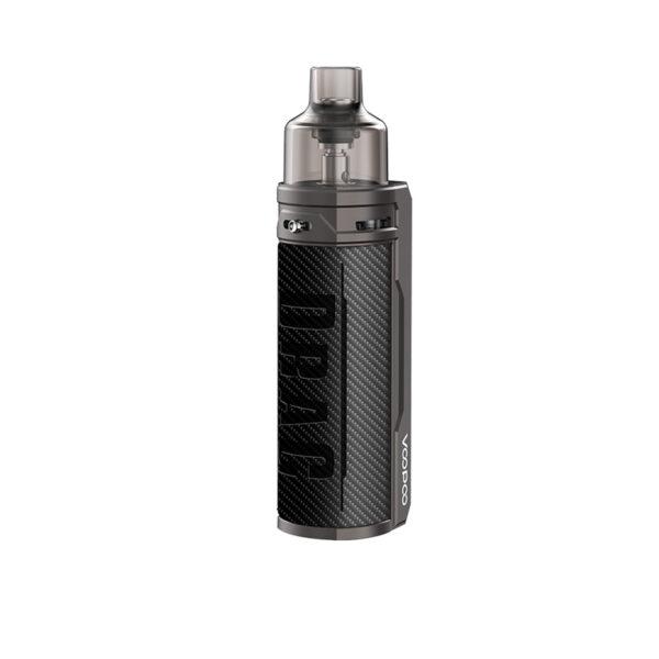 Carbon Fiber version of the VooPoo DRAG S 60 watt pod mod