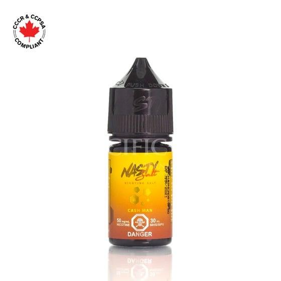 Cash Man SALT Nasty Juice E-Liquid 30mL