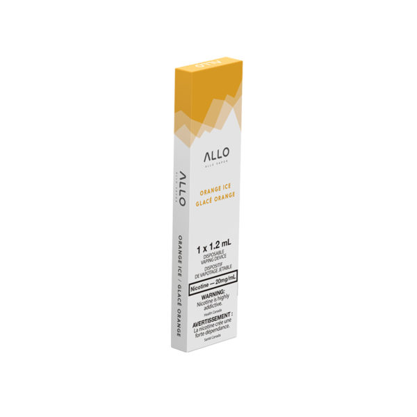 ALLO Disposable Orange Ice Vape