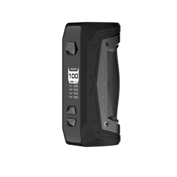 Black Tung version of the GeekVape Aegis Max Mod