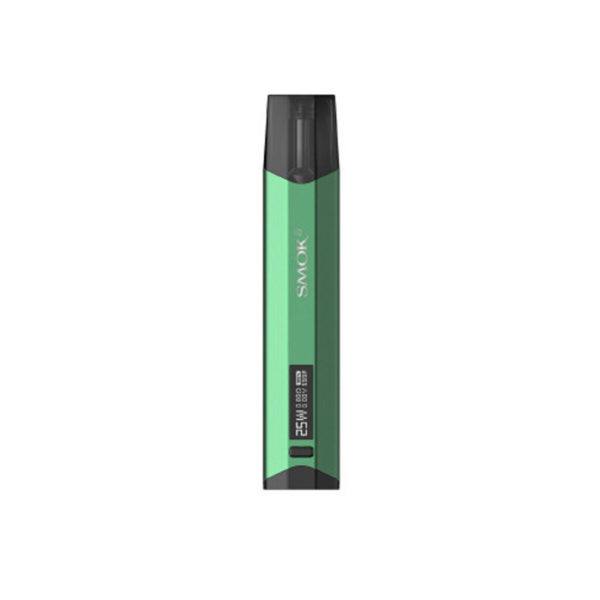 Green version of the SMOK NFIX Pod Kit
