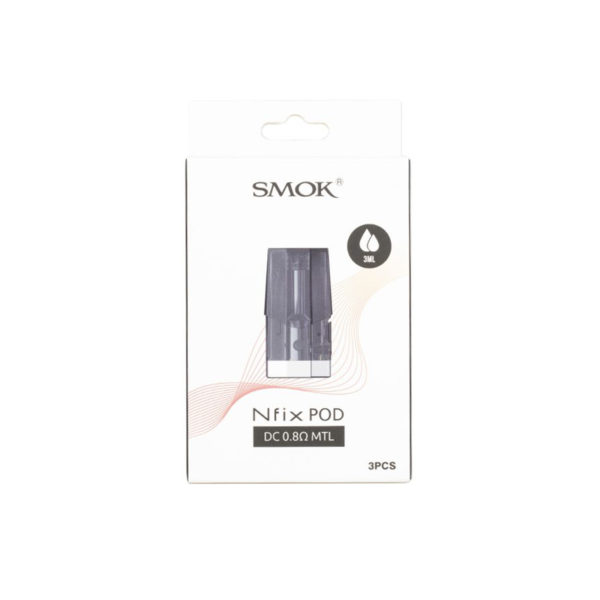 Pack of SMOK NFIX Replacement Pods