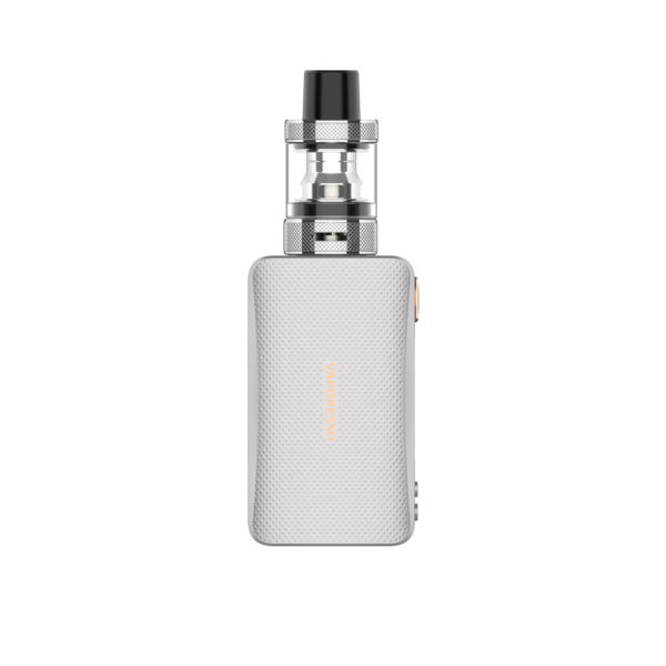 Silver version of the Vaporesso Gen NANO Kit with GTX 22mm Tank