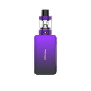 Purple version of the Vaporesso Gen NANO Kit with GTX 22mm Tank
