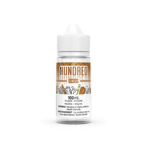 Sinful Hundred E-Liquid 100mL