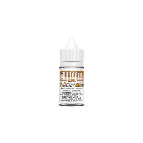 Sinful SALT Hundred E-Liquid