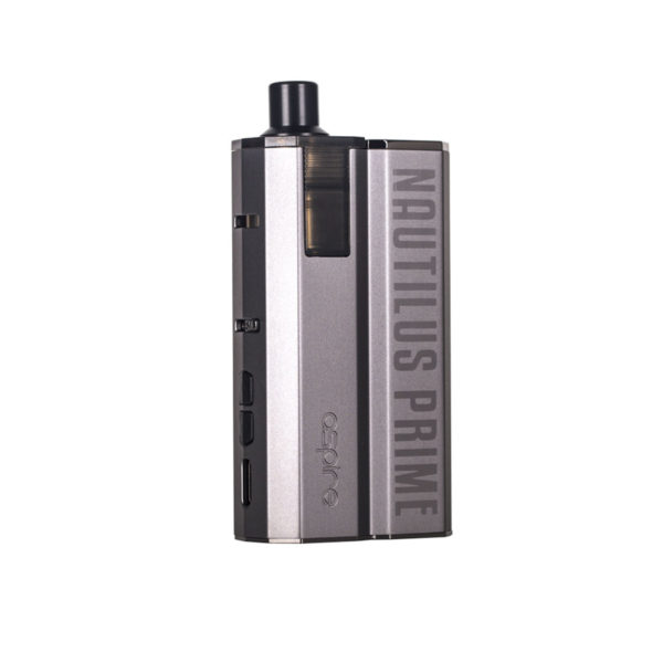 Space Grey version of the Aspire Nautilus Prime Kit