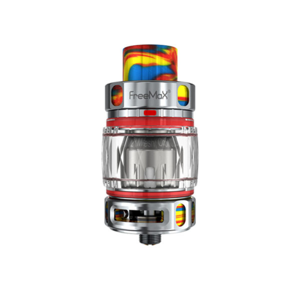 Red Resin Resin version of the FreeMax M Pro 2 Tank
